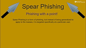 Tech Tip Tutorial - Phishing Emails