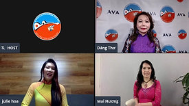 AVA VIRTUAL SOCIAL HUB - Healthy Mind and Healthy Body Livestream
