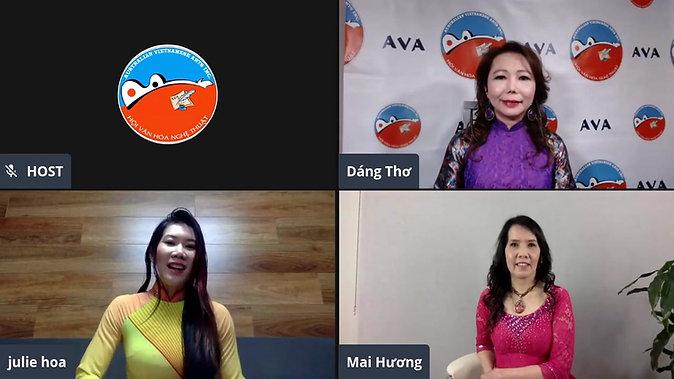 AVA VIRTUAL SOCIAL HUB - Healthy Mind and Healthy Body Livestream