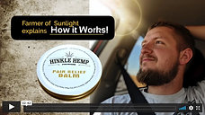 How Hinkle Hemp Pain Relief Balm Works