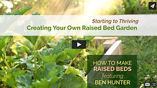 #4 How to Make Garden Raised Beds