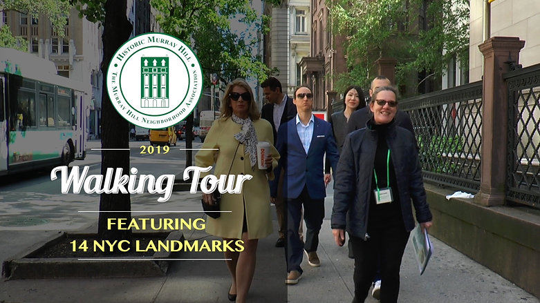 MHNA 2019 WALKING TOUR