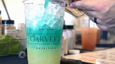 Garvey's Nutrition Launch Video
