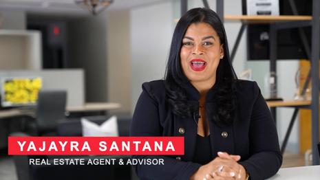 Yajayra Santana Realtor Agent Profile // The Madison Group