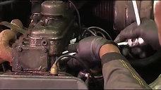 Dégripper un moteur 4cv