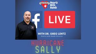 9/15/20 - Update on Hurricane Sally