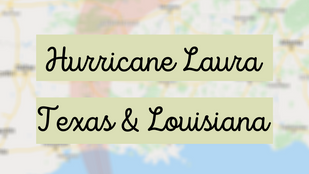 Leaving for Louisiana