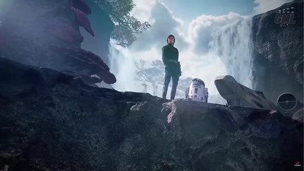 Star Wars Battlefront_Luke Skywalker_extrait 1