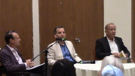 Michael Shermer and Scott Shay Debate
