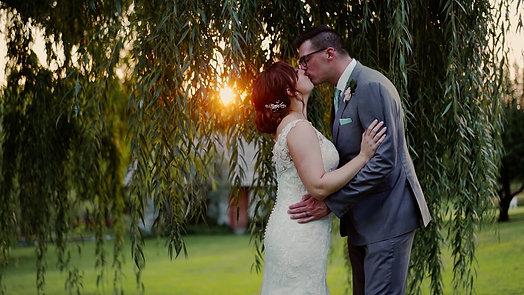 Julia + Rob's wedding