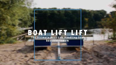 the Boat Lift Lift