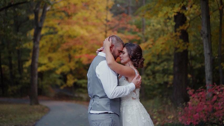 Felicia + Corey's wedding