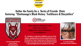 2021 Black History Month Fireside Chats: Trailblazers & Storytellers: Sr. Davidson