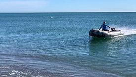 Philippe qui beach son zodiac