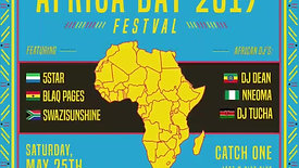 Africa Day 2019 Festival Animation