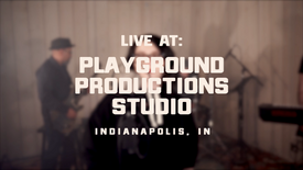 Lynzi Stringer - Yesterday's Makeup (Live at Playground Productions Studio)