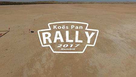 Koes Pan Rally 2017