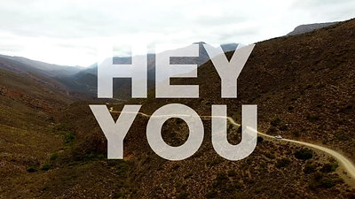 HEY YOU: A loveletter to the Outside