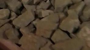 под камнем полторы тонны моего чугуна, Алексеевские бани г. Бердск