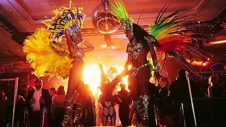 BRAZILIAN DANCERS SHOW