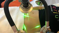 Showing the Verjú Laser System