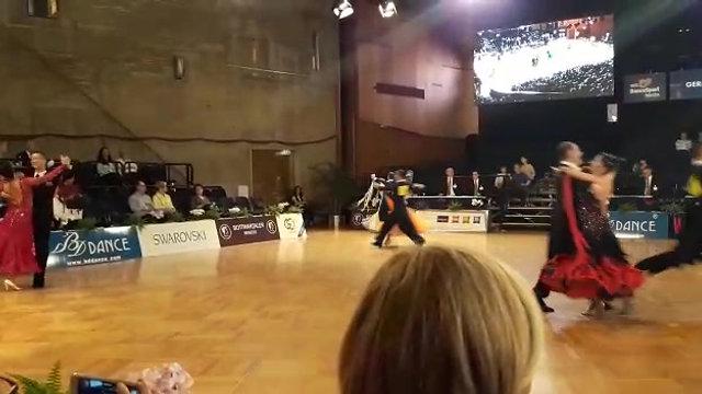 Daniele e Paola Campionato del Mondo