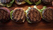 Product Video for QVC (Rastelli frozen hamburgers)