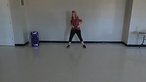dance fitness: 057