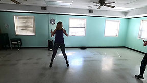 dance fitness: 041
