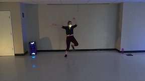 dance fitness: 058