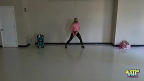dance fitness: 063