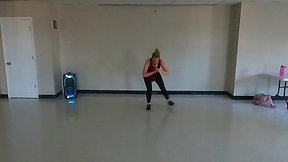 dance fitness: 064