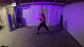 dance fitness: 054