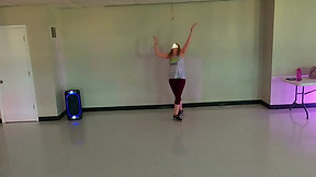 dance fitness: 060