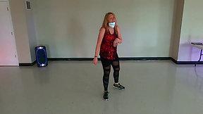 dance fitness: 056