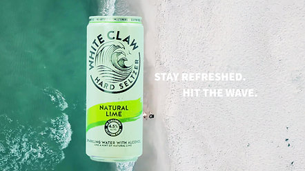 WHITE CLAW - PROMO SAMPLE 3