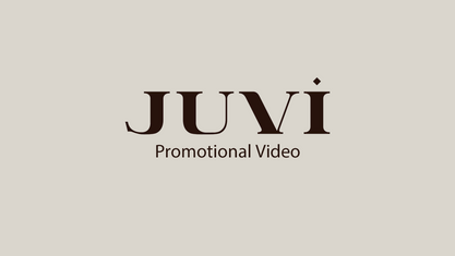 JUVI DESIGNS BEHIND THE SCENES PROMOMOTIONAL VIDEO