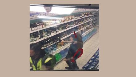 Rotoscoping Supermarket Guy