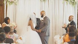 Jonathan + Janay // Charlotte, NC Wedding