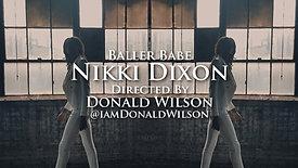 Baller Babe: Nikki Dixon