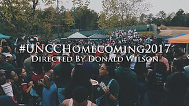 UNCC Homecoming Recap
