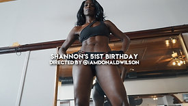 Shannon M. 51st Birthday Video