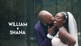 William & Shana Dingle Wedding