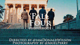 Fall Four Photoshoot Video