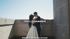Chaz + Donminique // Durham, NC Courthouse Wedding