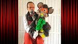 Spectacles pour écoles . Ventriloque et magie comique. Victor vincci