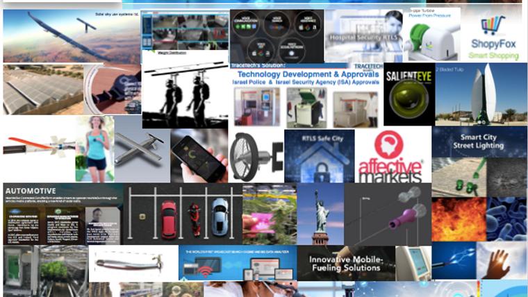 Israel Innovation Expo - Exhibitors Videos - Cali-Baja Mexico
