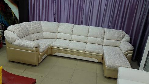 """П-образный диван """"ЛЮКС 5"""""""