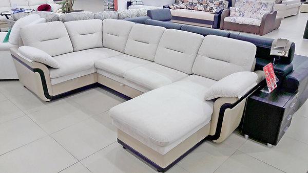 """П-образный диван """"ЛИОН 2"""""""