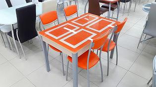 "Стол ""НИЦЦА"" рис.1"